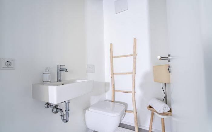 Gäste-WC Ansicht 2