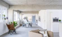 Offnener Wohnbereich - kann noch abgetrennt werden